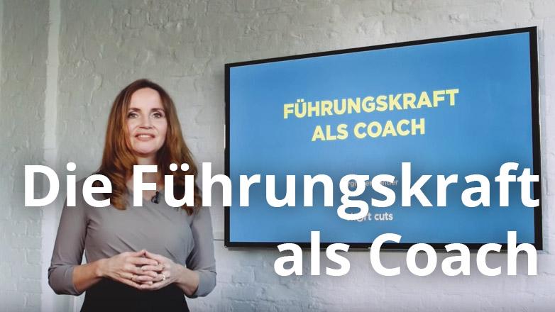 Führungskraft als Coach