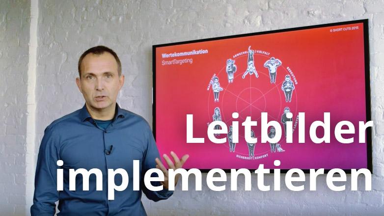 Video-Vortrag Leitbilder implementieren