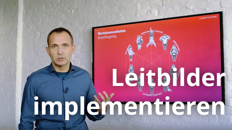 Video-Vortrag Leitbilder implementieren